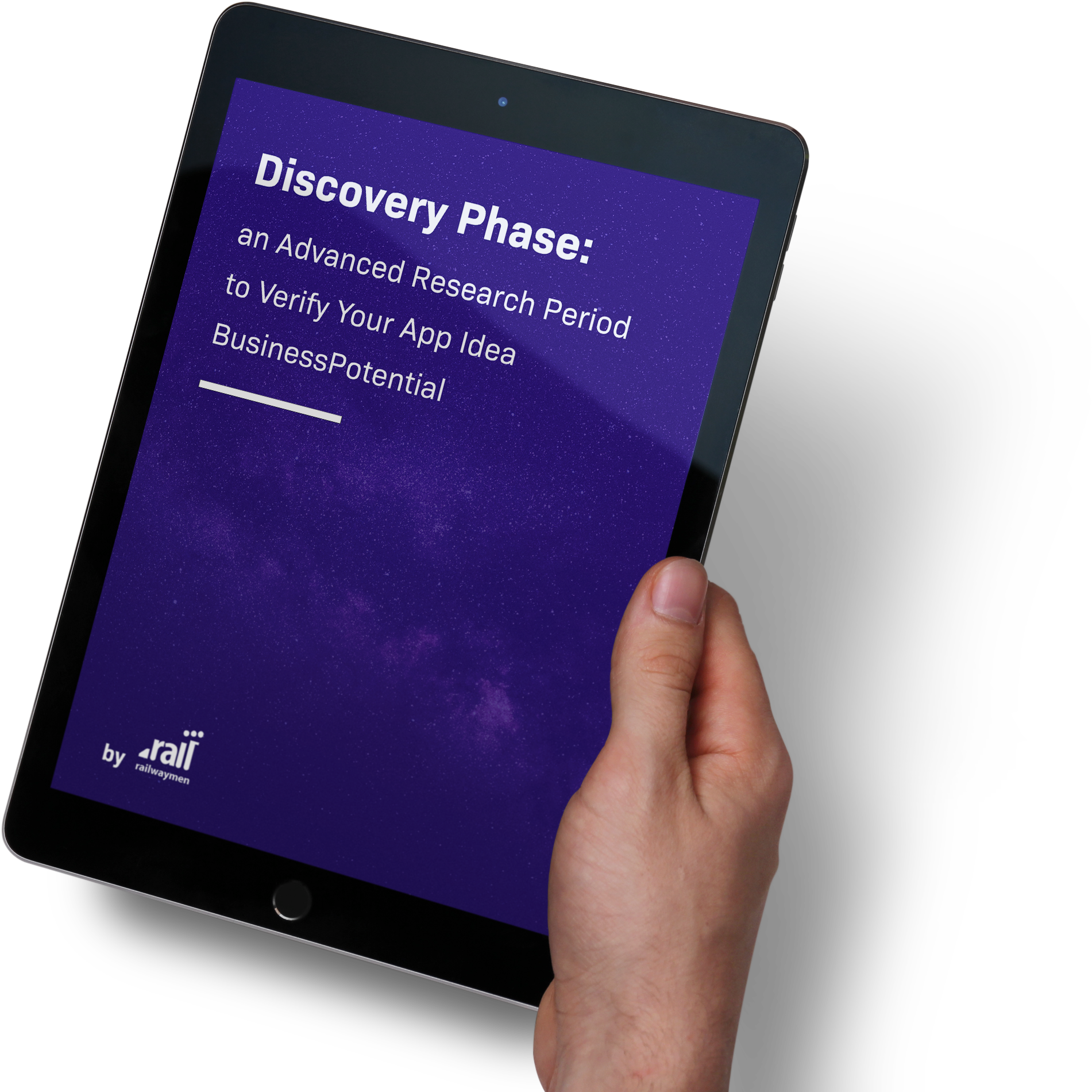 Restaurant App Development - Discovery Phase ebook